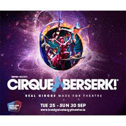 Win A family Pass To Cirque Du Soleil !