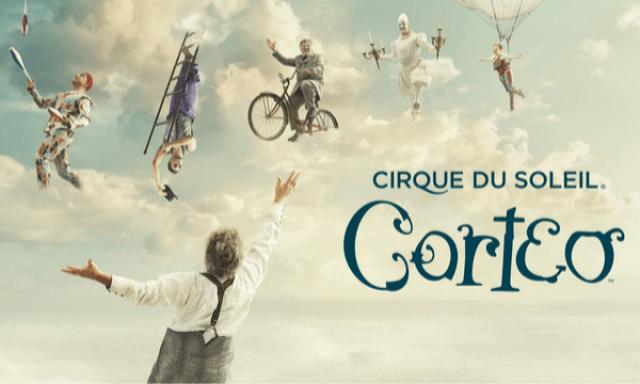 Win Tickets to Cirque Du Soleil Corteo