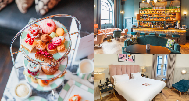 Win a luxury escape to The Clarence Hotel worth €500