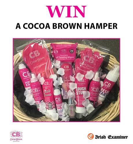 Win a Cocoa Brown Hamper