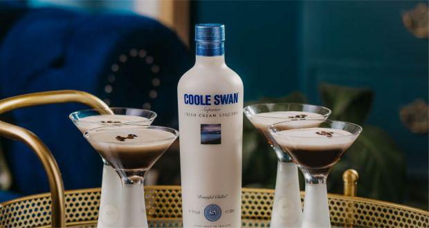 Win a Coole Swan Irish Cream Liqueur Luxury Hamper worth €250