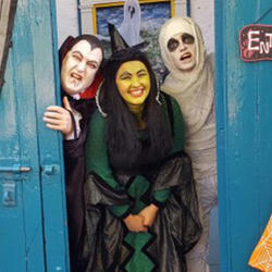 Win a Family Pass to Creepytown Halloween Interactive Scare Experience