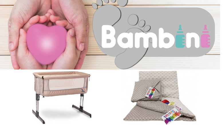 Win a Bedside Crib and Accessories Worth up to €200