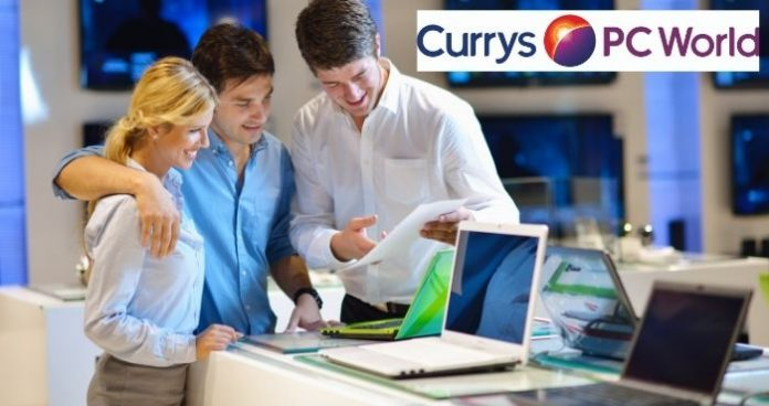 Win a €100 voucher from Currys PC World