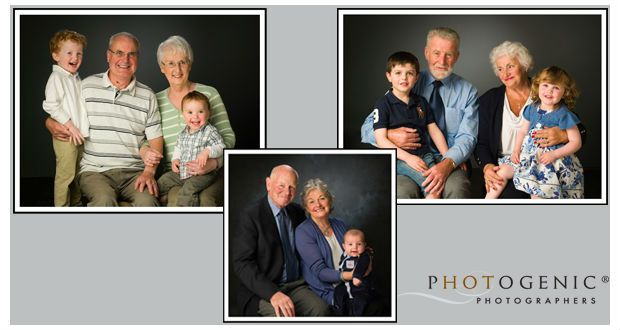 Celebrate Grandparents and Grandchildren together with Photogenic® of Dalkey