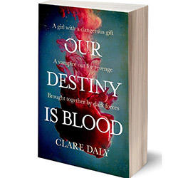 Win a Copy of the New Irish Vampire Novel Our Destiny Is Blood