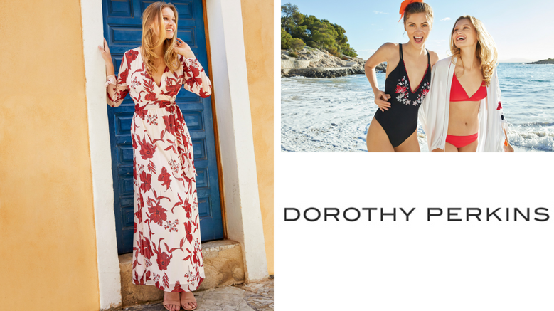 Win a €150 Online Gift Card with Dorothy Perkins