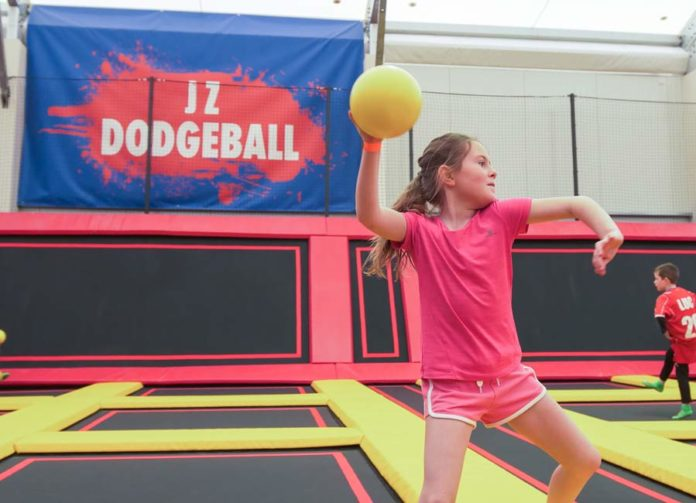 Wina Kids' Party for 10 at the brand new Jump Zone at Liffey Valley Shopping Centre
