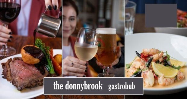 Win an exclusive dinner party for six people at The Donnybrook Gastropub
