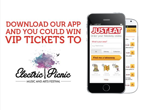 Win VIP tickets to Electric Picnic with the JUSTEATRETREAT