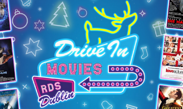 Win Ticket to The Christmas Drive In Movies @ RDS