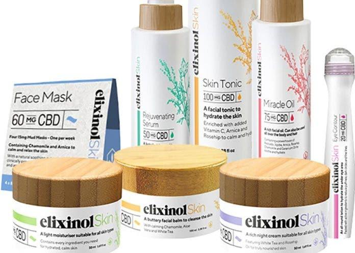 Win an amazing vegan and natural Elixinol Skin Hamper