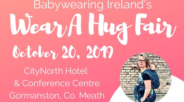 Win Tickets to Wear a Hug Fair plus an ErgoBaby Embrace Carrier