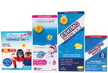 Win a hamper of Eskimo-3 Products