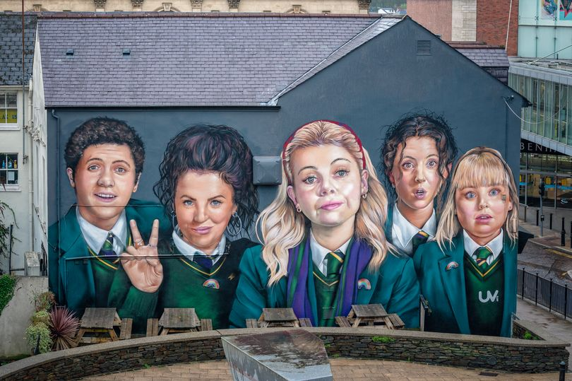 Win a Two night Derry Girls' Break with Dinner and Afternoon Tea in the Everglades Hotel, Derry