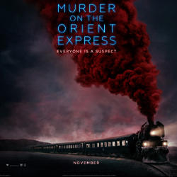Win a VIP Opening Night Cinema Experience to see Murder On The Orient Express