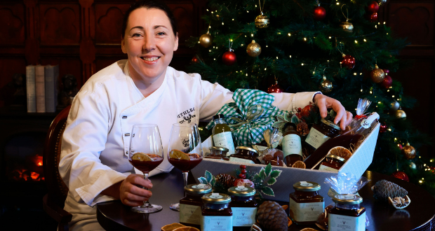 Win a Faithlegg Christmas Hamper designed by Head Chef Jenny Flynn