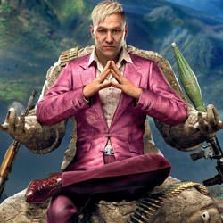 Win a copy of FAR CRY® 4 + a PlayStation 4 console