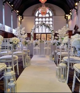 Win a Wedding Ceremony Decor Package worth €600 from Love at First Sight