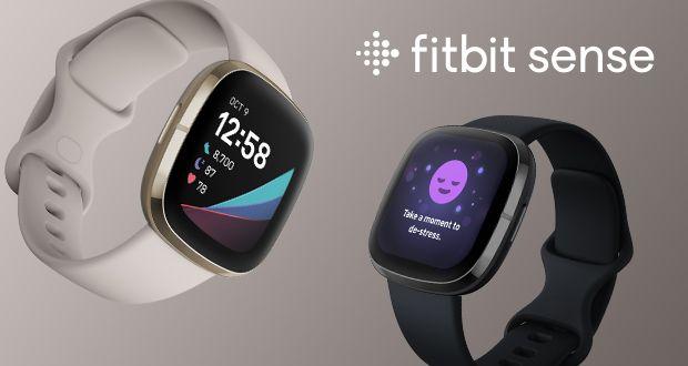 Win a brand new Fitbit Sense