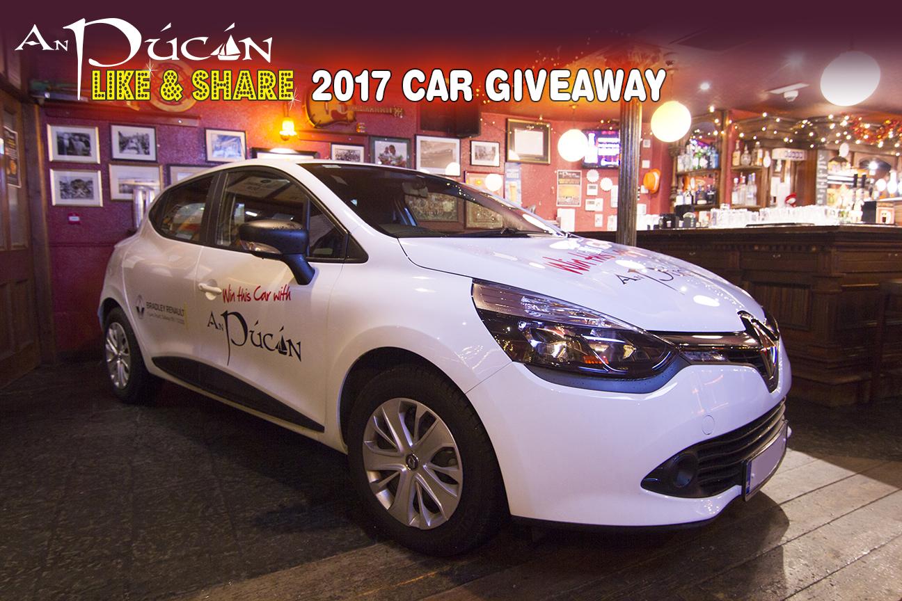 Win a Brand New 171 Car