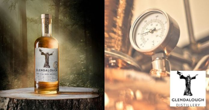Win a bottle of Glendalough Whiskey and a hip flask