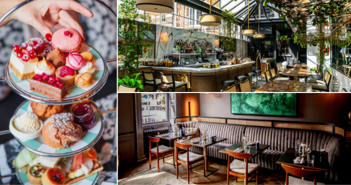 Win an afternoon tea in The Grayson
