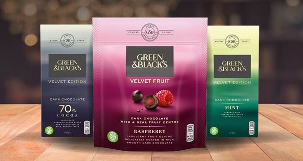 Win a luxurious chocolate hamper from Green and Black's