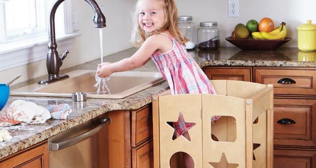 Win a Guidecraft Kitchen Helper