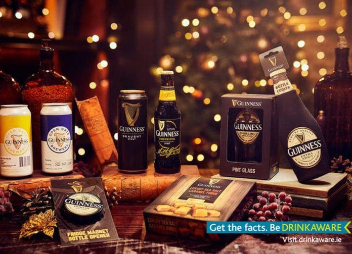 Win a divine hamper to celebrate Guinness Storehouse's Winter Village opening