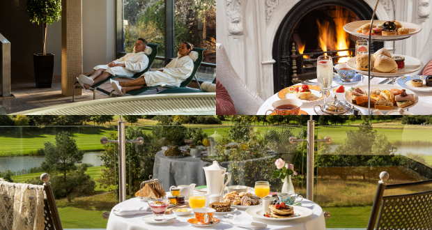 Win an overnight stay with breakfast, afternoon tea and dinner at The Heritage
