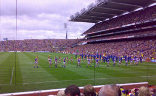 Win All Ireland hurling semi final and final tickets bundle