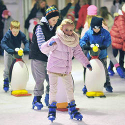 Win a Family Pass for IceSkating.ie