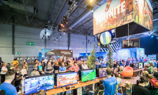 Win Tickets to the Insomnia Gaming Festival Dublin