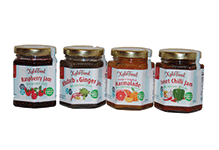 Win Sugar-free jams