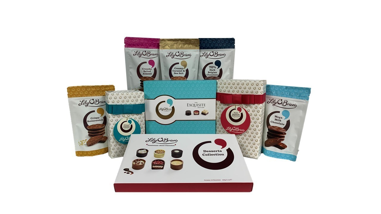 Win Lily O'Brien's Chocolates
