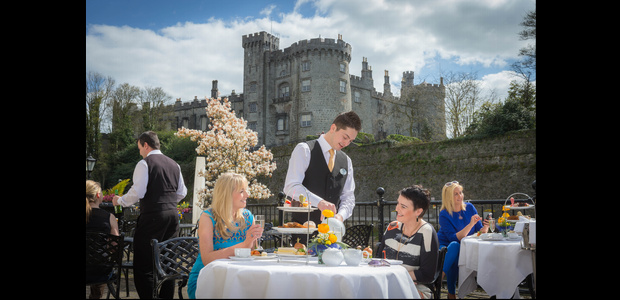 Win a Night Break In Kenmare Bay Hotel's Luxury Lodges For Up To 4 People