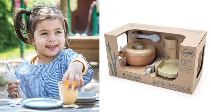 Win an Eco-friendly Kids' Picnic Set