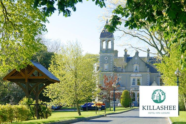 Win a Wonderful Family Getaway at Killashee Hotel