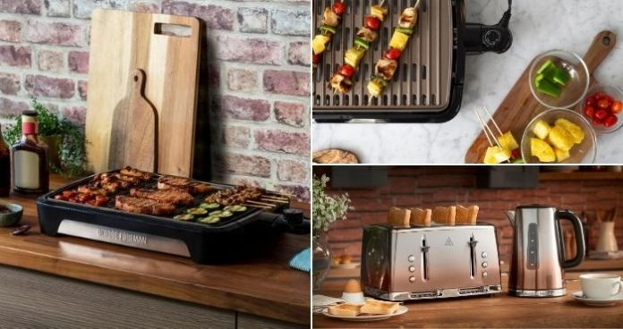 Win a set of kitchen appliances worth €200