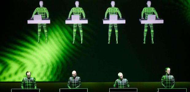 Win a pair of tickets to Kraftwerk Live at the Marquee