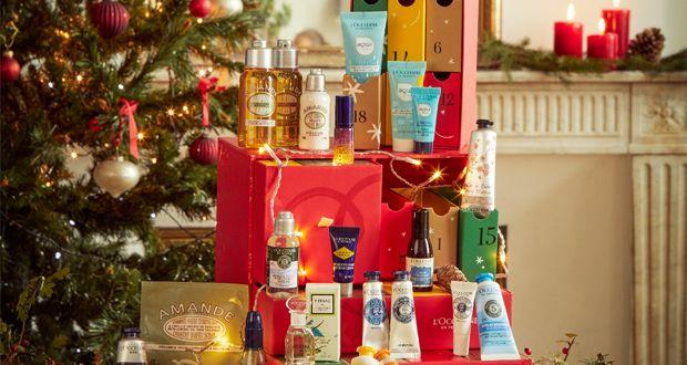 Win one of three L'Occitane Luxury Advent Calendars
