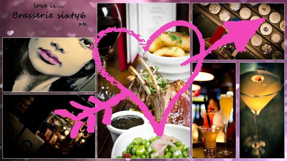 Win dinner & drinks for 4 people in Brasserie Sixty6 Dublin