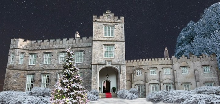 Win a Festive Sparkling Afternoon Tea for You and a Friend at the Luxurious Luttrellstown Castle