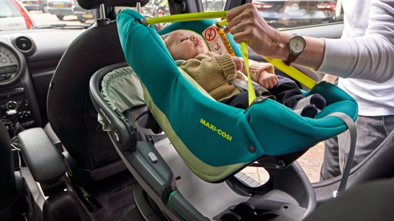 Win a Maxi-Cosi Coral: The World's First Modular Baby Seat