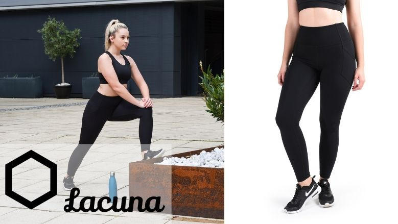 Win A Pair Of LacunaFit Petite Leggings