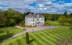 Win a Luxury Stay with Dinner at Moyvalley Hotel and Golf Resort