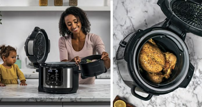 Win a 9-in-1 Multi-Cooker worth over €200