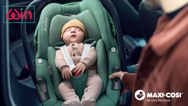 Win The Brand New 360 Family Of Car Seats