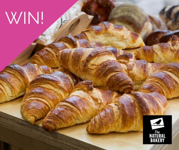 Win a €50 voucher for The Natural Bakery